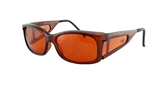 MediView - Gafas de degeneración macular extra para AMD y Retinitis Pigmentosa, respaldadas por el Real Instituto Nacional para Ciegos (estilo EyeC)
