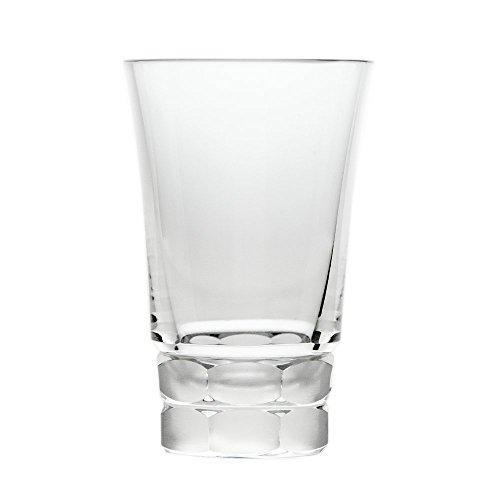 Cristal de Sèvres Vertigo t.102 Set de Verres Vodka, Verre, 5 x 5 x 5 cm, Lot de 2