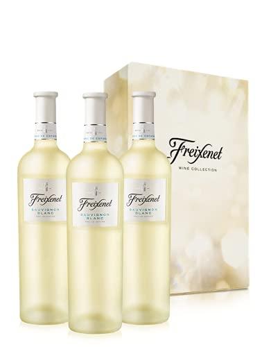 """3er-Paket""""Freixenet Spanish Wine Collection 3x Sauvignon Blanc"""" in Geschenkbox"""