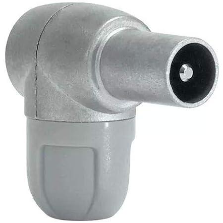 Televés F4312300 Conector Macho diámetro 9,5mm