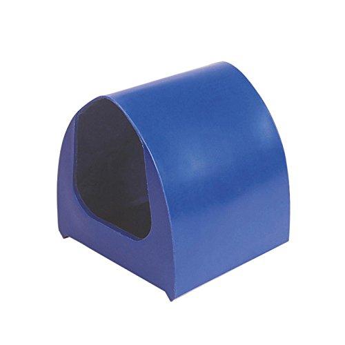 Busse Sattelhalter Mate, blau, 39x44
