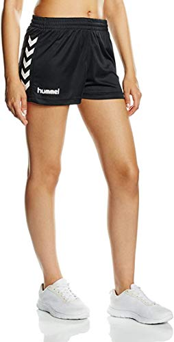 Hummel Damen Shorts Core S,schwarz(black), M, 11-086-2001