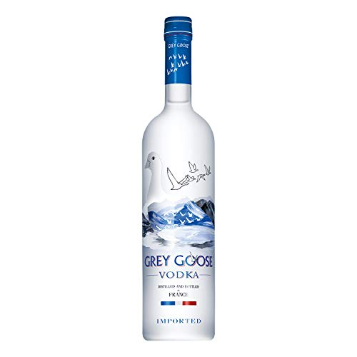 Grey Goose Original, Vodka Premium Française, 70cl,...