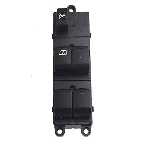 FUBANGBM Vorne Links Master-Fensterheber-Schalter for Nissan Navara D40 Qashqai Pathfinder 04-16 25401-EB30B 25401-JD001