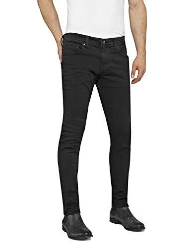 REPLAY Jondrill Jeans Slim, Nero (098 Black), W29/L34 (Taglia Produttore: 29) Uomo