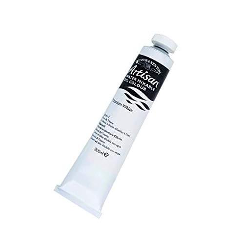 Winsor & Newton Water Mixable Oil Colour Paint, 200-ml, 6 Fl Oz