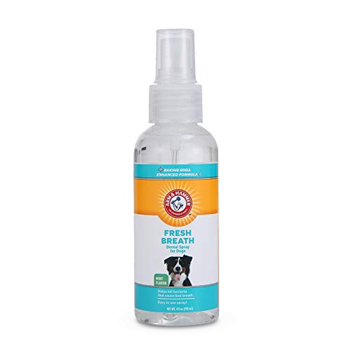 Price comparison product image Arm and Hammer Advanced Care Dental Spray / Fresh Breath and Whitening for Dogs