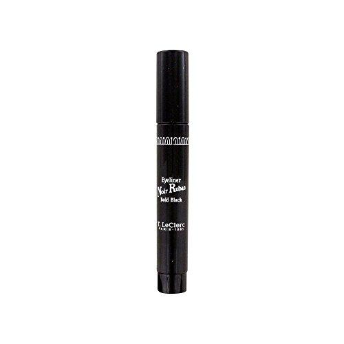 T.LeClerc Bold Black Eyeliner Noir Ruban, 1er Pack (1 x 3 ml)
