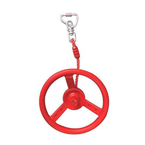 Millster Kinder Klimmzugstange Arm Kraftübungen Ninja Rad Fitnessgeräte Für Kinder Klettertraining Hängen Outdoor Gym, Belastungen Bis Zu 150KG