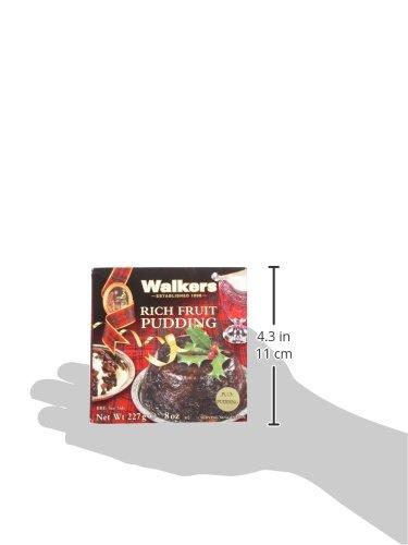 ウォーカー リッチフルーツプディング 3713 227g