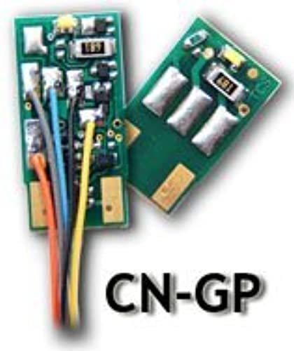 N Decoder, Classic locomotives CN-GP 4-Function 1A by Train Control Systems