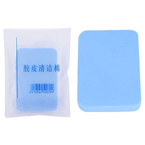 Ping Pong Paddle Cleaner, Durable Rubber Table Tennis Sponge Cleaner Table Tennis...