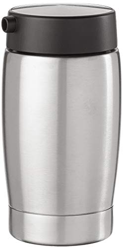 Jura 68166 14-Ounce Stainless Milk Container with Lid