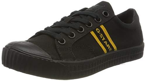 G-STAR RAW Rovulc Og II Low Wmn, Sneaker a Collo Alto Donna, Nero (Black 158-990), 39 EU