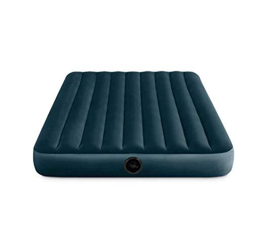 Camilla Grünes aufblasbares Bett zu Hause Outdoor Luft Kissen Bett Einzeldoppel Plus...