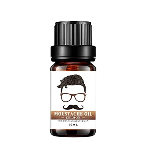 REDYF Beard Oil for Men Loreal,Beard Essential Oil,Moustache Oil for Men Growth Soften and Nourish The Beard Moisturizes, Soothes, Stimulates The Growth and Shine (1pc)