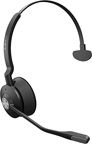 Jabra Engage 65 Mono leistungsstarkes Wireless-DECT-Headset für Softphones (PC) und analoge Tischtelefone, inkl. Ladeschale
