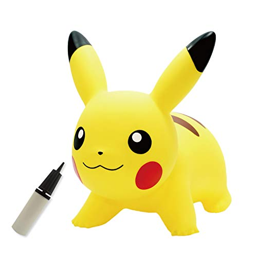 POKEMON AIR Official Pokemon Air Pikachu Genuine Product (Pump for Inflation)