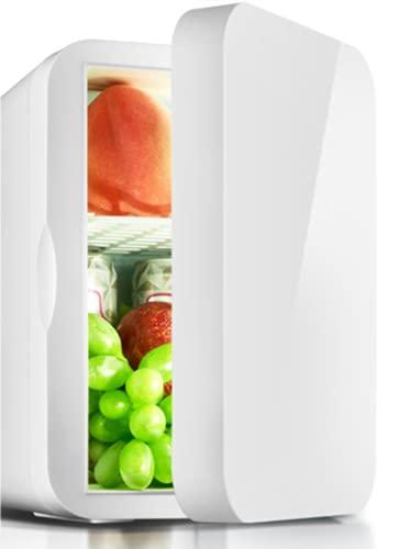 6L mini refrigerator, small household dormitory single-door refrigeration car dual-use car refrigerator