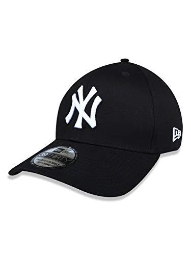 BONE 39THIRTY ABA CURVA FECHADO MLB NEW YORK YANKEES ABA CURVA PRETO NEW ERA