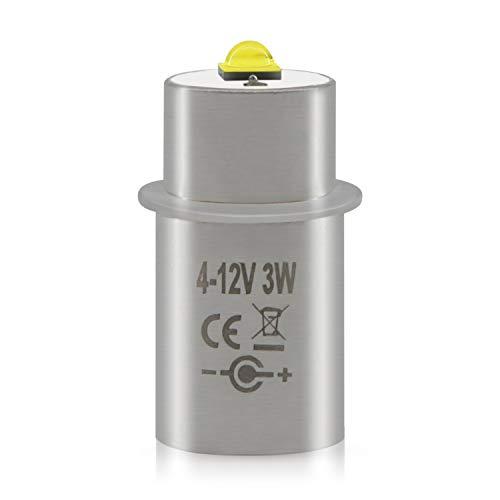 LudoPam Maglite LED Conversion Kit CREE XP-G3 Upgrade Bulb 3 4 5 6 Cell D/C Torch Flashlight