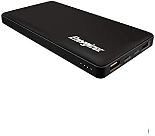 Energizer UE10015CQ (10000MAH) Quick Charge & Type-C PowerBank (Black)