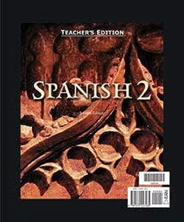 Spanish 2 Teacher's Edition