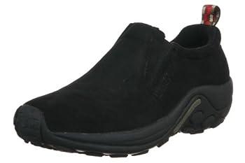Merrell Men's Jungle Moc Slip-On Shoe,Midnight,10.5 M US
