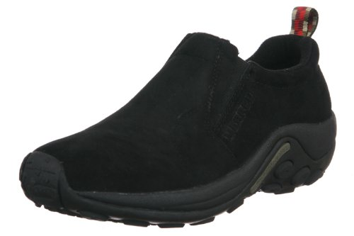 Merrell Jungle Moc, Mocassini Uomo, Nero (Midnight), 43.5 EU