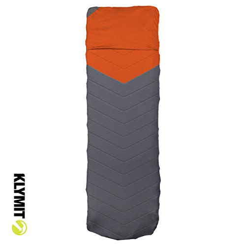 Klymit Quilted V Sheet for your Static V sleeping pad (New)