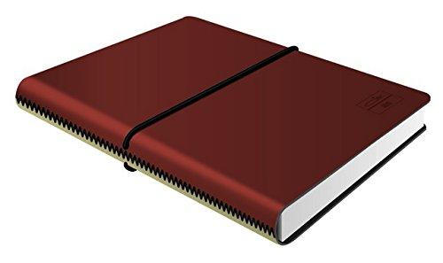 Ciak DUO Wochenkalender + Notizbuch 12x17 cm - Brown & Beige