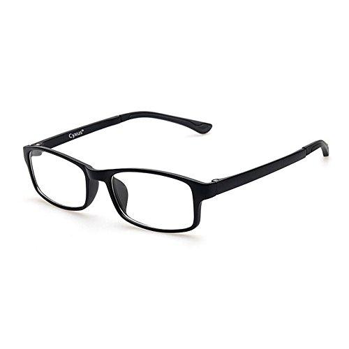 Cyxus Occhiali 3D Clip su Per i film//cinema//TV occhiali attivi Leggero Chiaro RealD Occhiali