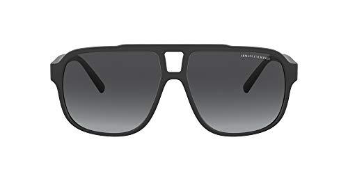 óculos de sol Armani Exchange mod ax4104s 80788g