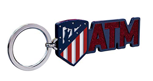 Llavero Oficial Atlético de Madrid, Escudo ATM