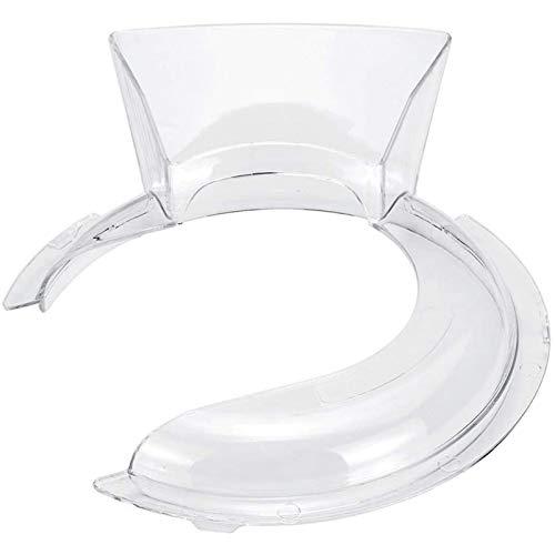 Spritzschutz Mit Einfüllschütte, Standmixerabdeckung, 4.5-5QT Bowl Pouring Shield Kippkopfteile Für Kitchen-Standmixer W10616906 - KN