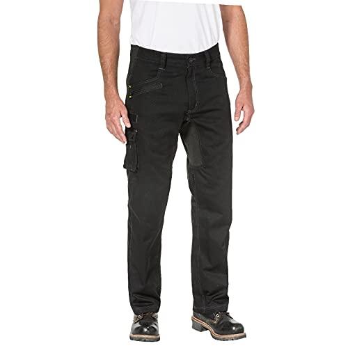 Caterpillar Operator FX Pantalones Negro