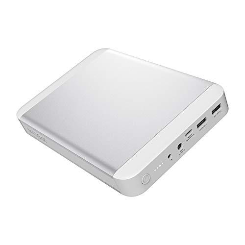 36000mAh USB-C Type C Power Bank für MacBook / MacBook Pro / MacBook Air 11/12/13 Zoll Tragbares Ladegerät Externer Akku (5/9/12/14.8 /16.8V) für Apple Laptop (2006-2018)Notebook iPhone iPad und More