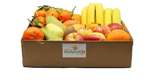 Die klassische Obstbox -frisches Obst aus einer gesunden Auswahl an reifem saisonalem Obst - Obstprofi24 (4 kg)