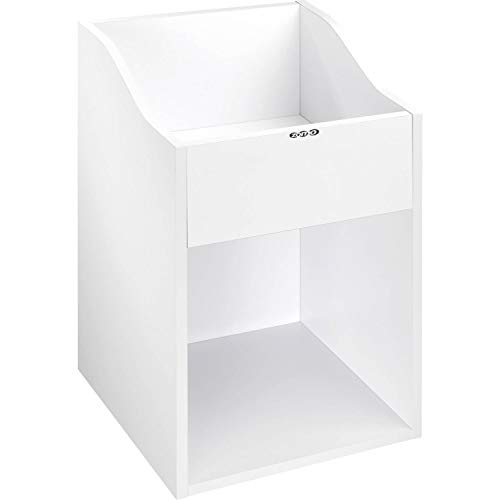 Caja de 100 Zomo VS/2 Blanco