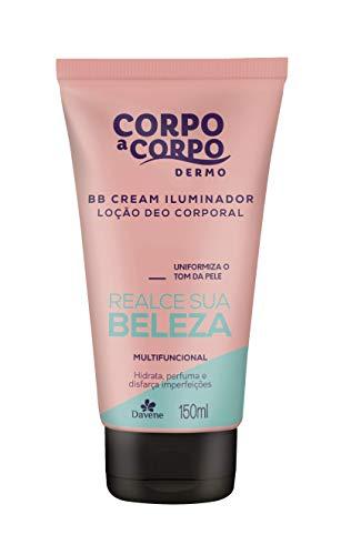 Corpo A Corpo Locao Bb Cream Deo Davene 06X150Ml