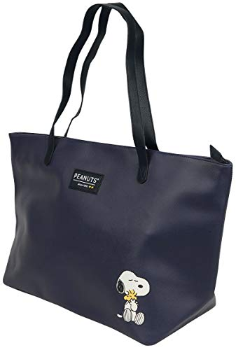 Peanuts Shopper für Damen - Snoopy - Blau