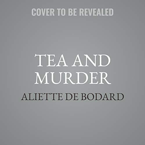 Tea and Murder  By  cover art