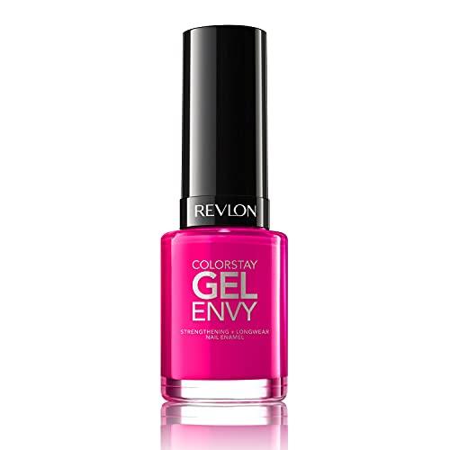Revlon ColorStay Gel Envy Esmalte de Uñas de Larga Duración 11.7ml (#405 Berry Treasure)