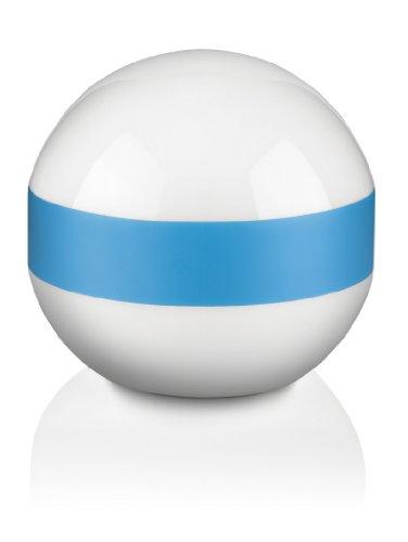 Philips 431893516 Schreibtisch-Lampe Leuchtstofftechnologie Innenbeleuchtung Blue Glass