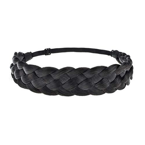 Women Hair Bands Braided Headband F…