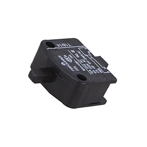 1115.4101 Schalter: für Türen Pos: 2 SPST-NO 16A/400VAC Schaltw: OFF-(ON) Marqua