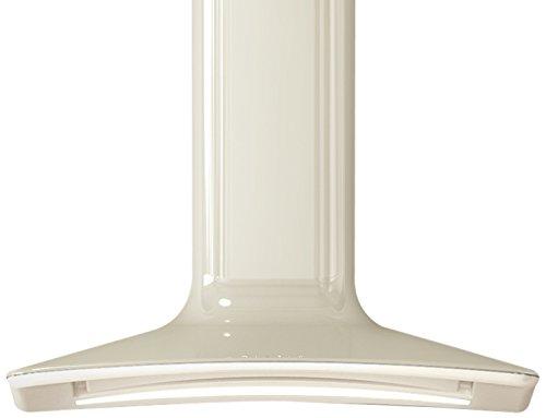 Elica SWEET 625 m³/h, Wandmontage, cremefarben – Dunstabzugshauben (625 m³/h, Umluft, 500 m³/h, 43 dB, 59 dB, 60 cm)