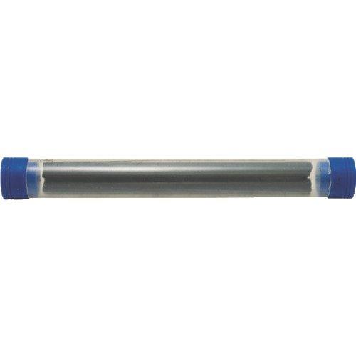 シンワ測定(Shinwa Sokutei) 工事用 ノック式クレヨン用 替芯 黒 7.0mm 78466