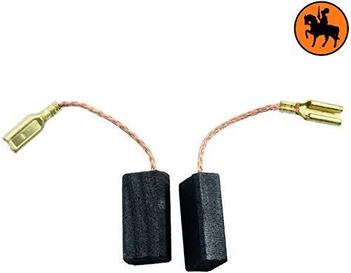 Kohlebürsten für BOSCH PWS 700-115 Schleifer -- ?x?x?mm -- 0.0x0.0x0.0'' -- Mit automatische Abschaltung
