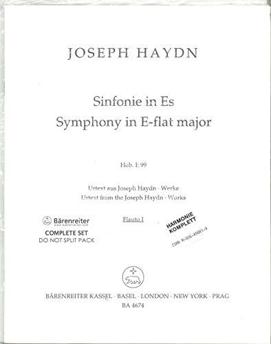 Haydn, Joseph: Sinfonie londinense: Hob.I: 99
